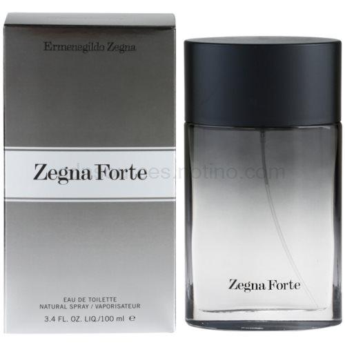 Ermenegildo Zegna Zegna Forte 100 ml toaletní voda