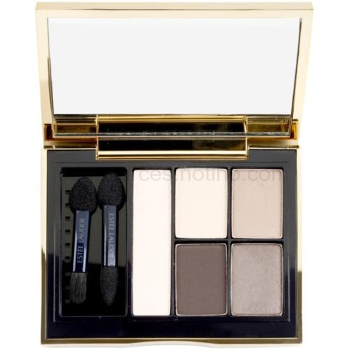 Estée Lauder Pure Color Envy paleta očních stínů odstín 02 Ivory Power 14,4 g