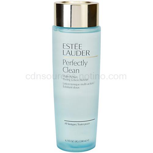 Estée Lauder Perfectly Clean čisticí tonikum (Multi-Action Toning Lotion/Refiner) 200 ml