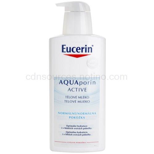 Eucerin Aquaporin Active tělové mléko pro normální pokožku (Body Milk) 400 ml