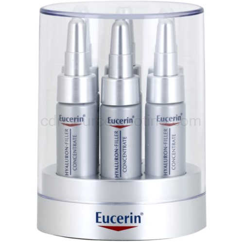Eucerin Hyaluron-Filler intenzivní sérum proti vráskám (Concentrated Treatment) 6x5 ml