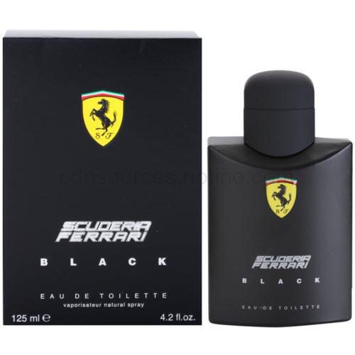 Ferrari Scuderia Ferrari Black 125 ml toaletní voda