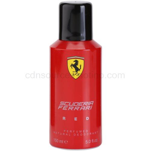 Ferrari Scuderia Ferrari Red 150 ml deospray