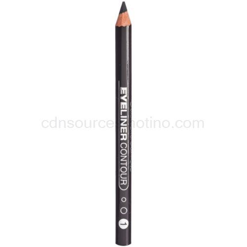Gabriella Salvete Eyeliner Contour tužka na oči odstín 01