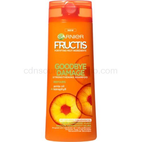 Garnier Fructis Goodbye Damage posilující šampon pro poškozené vlasy 250 ml