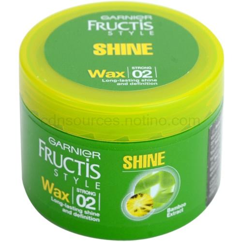 Garnier Fructis Style Shine vosk na vlasy 75 ml