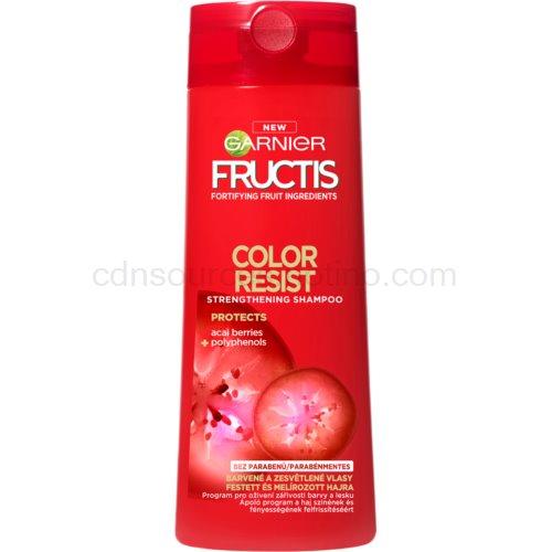 Garnier Fructis Color Resist posilující šampon pro barvené vlasy 400 ml