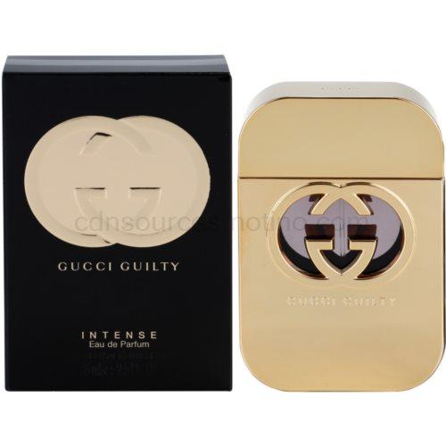 Gucci Guilty Intense 75 ml parfémovaná voda