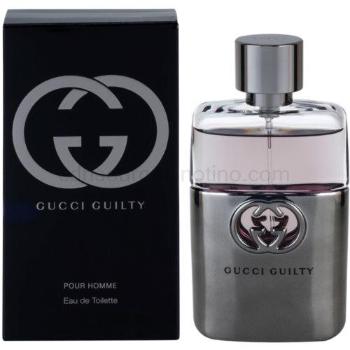 Gucci Guilty Pour Homme 50 ml toaletní voda