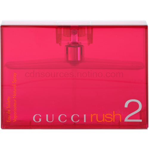 Gucci Rush2 50 ml toaletní voda
