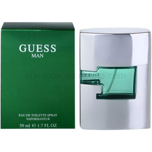 Guess Guess pour Homme 50 ml toaletní voda