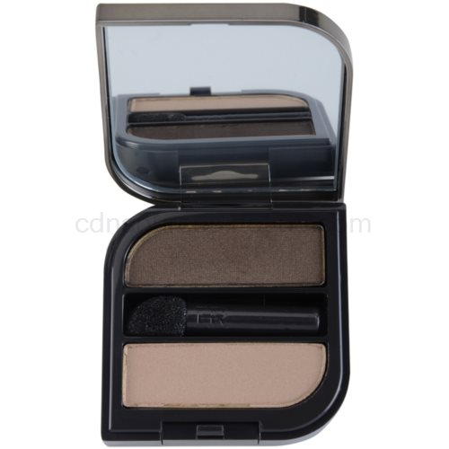Helena Rubinstein Wanted Eyes Color duo oční stíny odstín 54 Hypnotizing Gold and Fatal Bronze (Duo Eyeshadows) 2 x 1,3 g