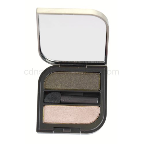 Helena Rubinstein Wanted Eyes Color duo oční stíny odstín 57 Audacious Pink and Sexy Dark Night (Duo Eyeshadows) 2 x 1,3 g
