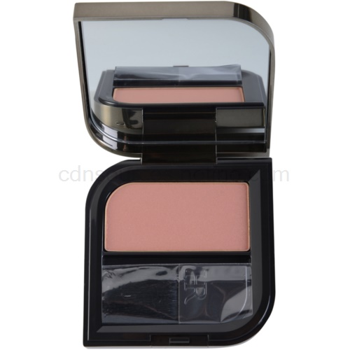 Helena Rubinstein Wanted Blush kompaktní tvářenka odstín 08 Sculpting Brown (Velvet Blush-Radiant Remodeling) 5 g