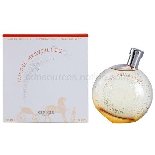Hermès Eau des Merveilles 100 ml toaletní voda