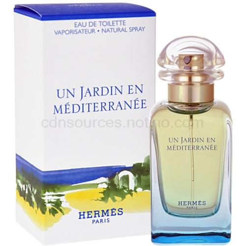 Hermès Un Jardin En Méditerranée 50 ml toaletní voda