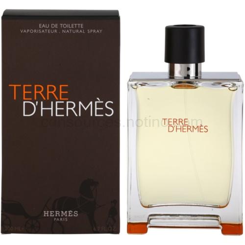 Hermès Terre D'Hermes 200 ml toaletní voda