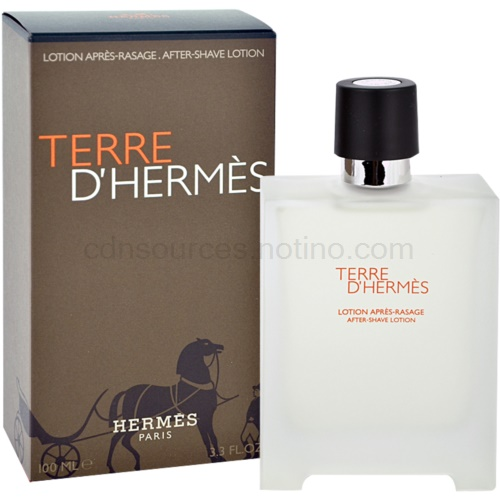 Hermès Terre D'Hermes 100 ml voda po holení