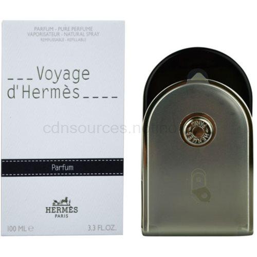 Hermès Voyage d´Hermes 100 ml plnitelný parfém