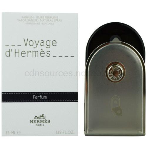 Hermès Voyage d´Hermes 35 ml plnitelný parfém