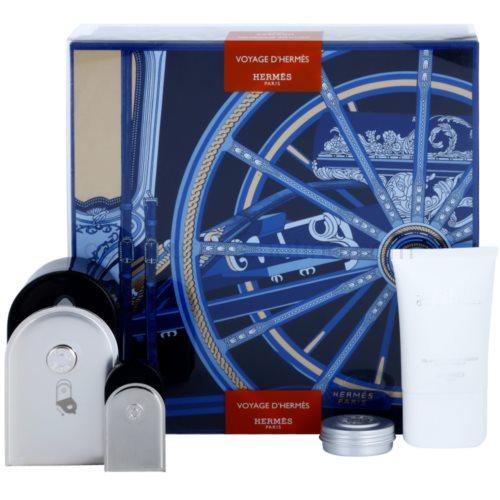 Hermès Voyage d´Hermes 3 Ks dárková sada