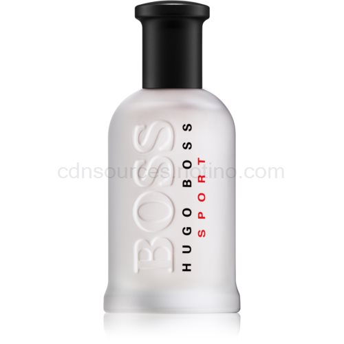 Hugo Boss Boss No.6 Bottled Sport 100 ml toaletní voda