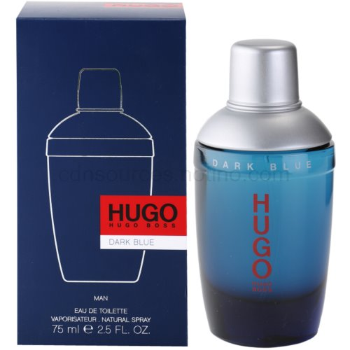 Hugo Boss Hugo Dark Blue 75 ml toaletní voda