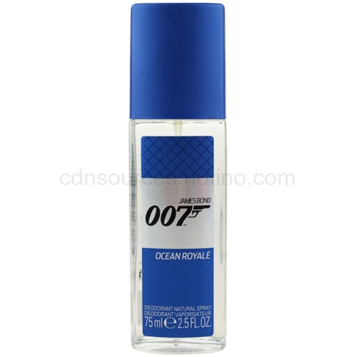 James Bond 007 Ocean Royale 75 ml deodorant s rozprašovačem