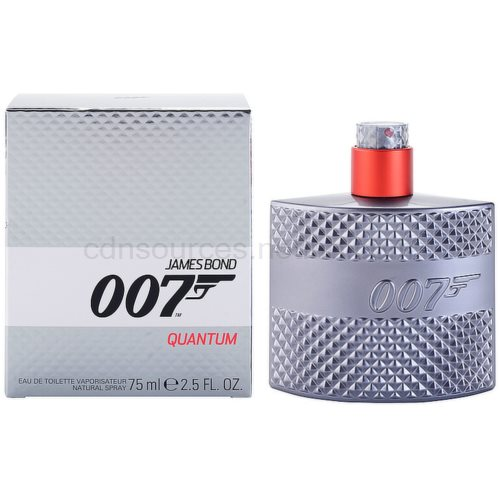 James Bond 007 Quantum 75 ml toaletní voda