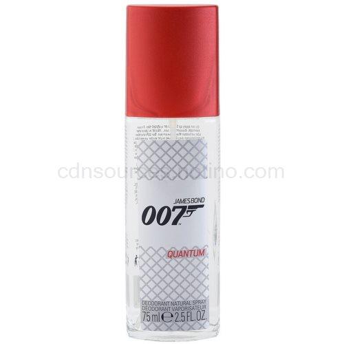 James Bond 007 Quantum 75 ml deodorant s rozprašovačem
