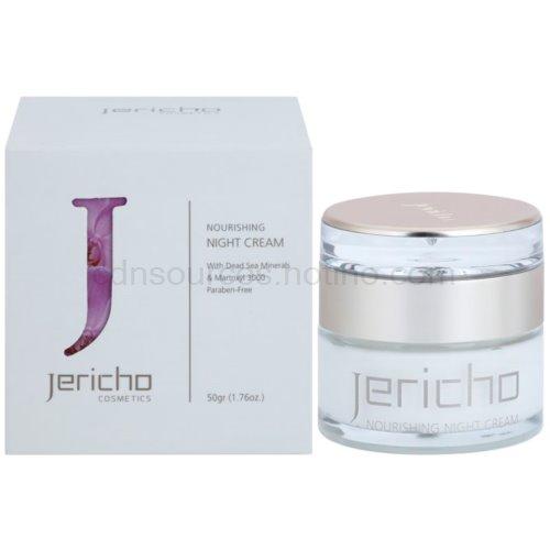 Jericho Face Care vyživující noční krém (Nourishing Night Cream) 50 ml