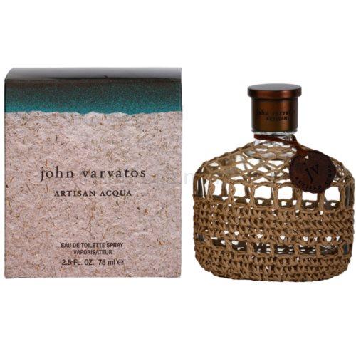 John Varvatos Artisan Acqua 75 ml toaletní voda