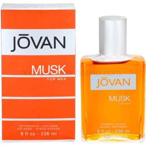 Jovan Musk 236 ml voda po holení