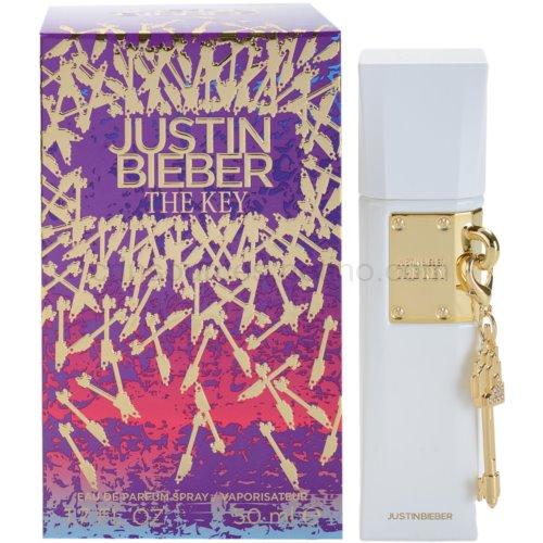 Justin Bieber The Key 50 ml parfémovaná voda