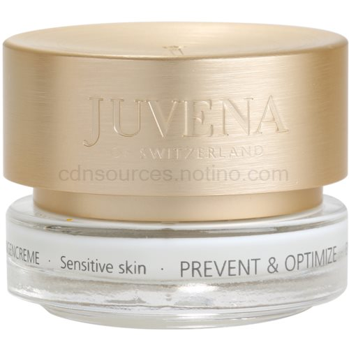 Juvena Prevent & Optimize oční protivráskový krém pro citlivou pleť (Eye Cream Sensitive) 15 ml