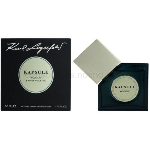 Karl Lagerfeld Kapsule Woody 30 ml toaletní voda