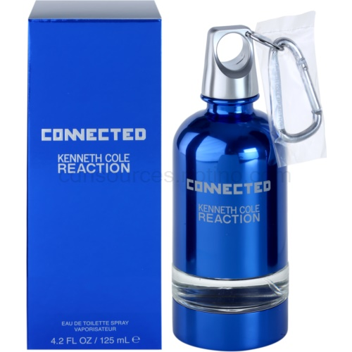 Kenneth Cole Connected Reaction 125 ml toaletní voda