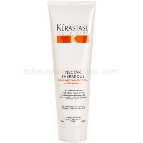 Kérastase Nutritive uhlazující a vyživující termoochranné mléko pro suché vlasy Nectar Thermique (Polishing Nourishing Milk Anti-Roughness/Anti-Dullne