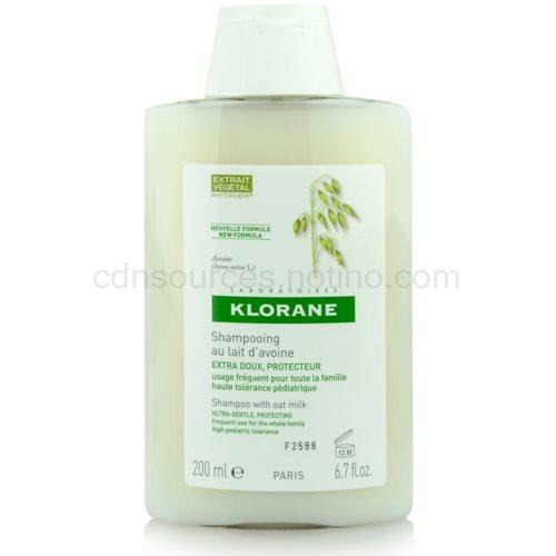 Klorane Avoine šampon pro časté mytí vlasů (Shampoo with Oat Milk) 200 ml