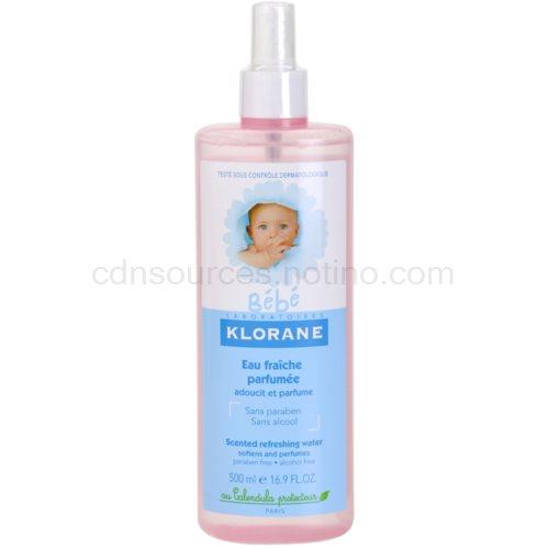 Klorane Bébé Bébé osvěžující voda ve spreji pro děti 500 ml