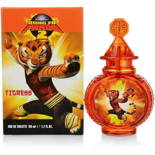 Kung Fu Panda 2 Tigress 50 ml toaletní voda