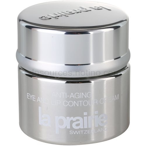 La Prairie Anti-Aging omlazující krém na kontury očí a rtů (Eye And Lip Contour Cream) 20 ml