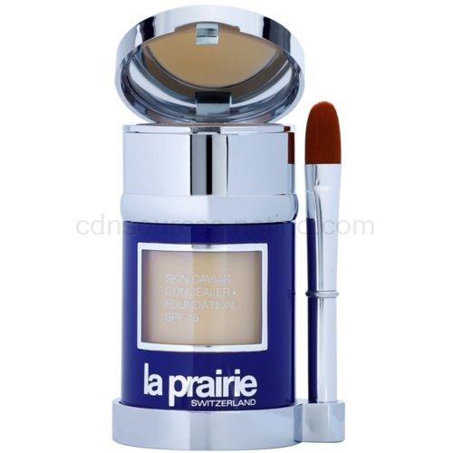 La Prairie Skin Caviar Collection tekutý make-up odstín Peche (Skin Caviar Concealer Foundation SPF 15) 30 ml
