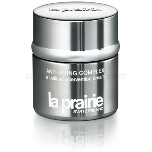 La Prairie Swiss Moisture Care Face denní zpevňující a protivráskový krém pro všechny typy pleti (Anti-Aging Complex a Cellular Intervention Cream) 50