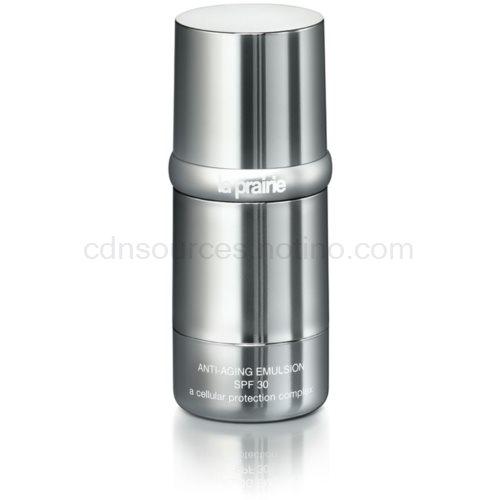 La Prairie Swiss Moisture Care Face emulze pro všechny typy pleti (Anti-Aging Emulsion a Cellular Protection Complex SPF 30) 50 ml