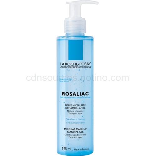 La Roche-Posay Rosaliac Rosaliac čisticí micelární gel pro citlivou pleť se sklonem ke zčervenání 195 ml