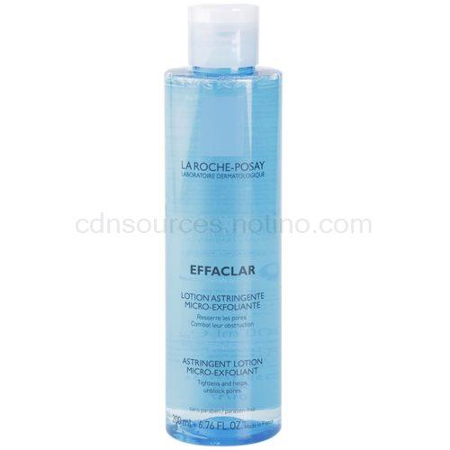 La Roche-Posay Effaclar adstringentní pleťová voda pro mastnou a problematickou pleť (Lotion Astringente Micro-exfoliante) 200 ml
