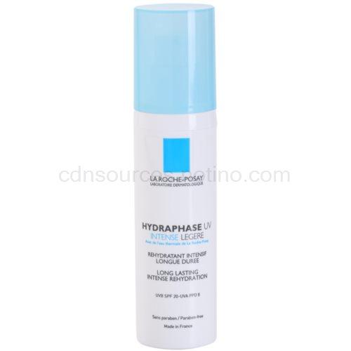 La Roche-Posay Hydraphase intenzivní hydratační krém SPF 20 (UV Intense Legere, Long Lasting Intense Rehydration) 50 ml