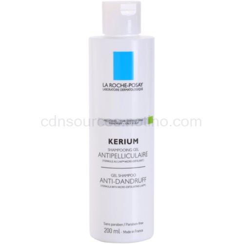 La Roche-Posay Kerium šampon proti mastným lupům 200 ml