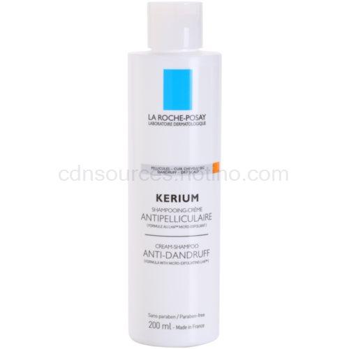 La Roche-Posay Kerium šampon proti suchým lupům 200 ml